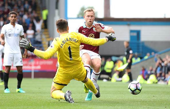 Fabianski put in a fine shift last weekend. | Image credit: Getty Images