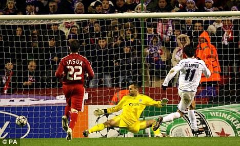 Vitória em Anfield foi um dos pontos altos da passagem de Prandelli em Florença