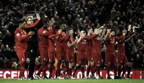 Klopp has stressed the importance of showing to everyone that the team has improved (Source:liverpoolecho)