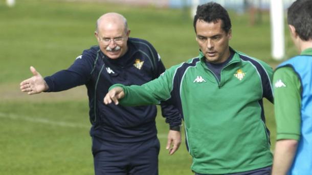 Lorenzo Serra Ferrer con Alexis Trujillo | Foto: Diario AS