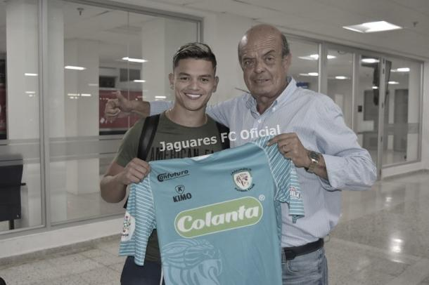 Fuente: Jaguares FC Oficial