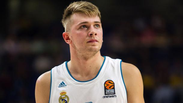 Luka Doncic is one of the highly touted international players in a long time. Photo: Juan Carlos Garcia Mate/Pacific Press/Sipa USA via USA TODAY NETWORK