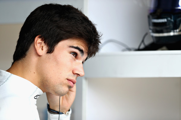 Lance Stroll en el GP de Australia | Foto:  Getty Images AsiaPac