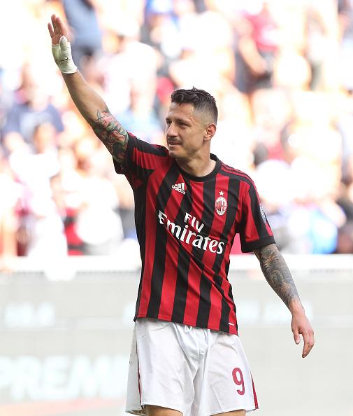Lapadula dá adeus ao Milan (Foto: Marco Luzzani/Getty Images)