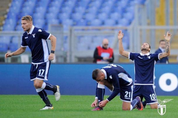 El Lazio está viviendo un momento dulce | Foto: Lazio