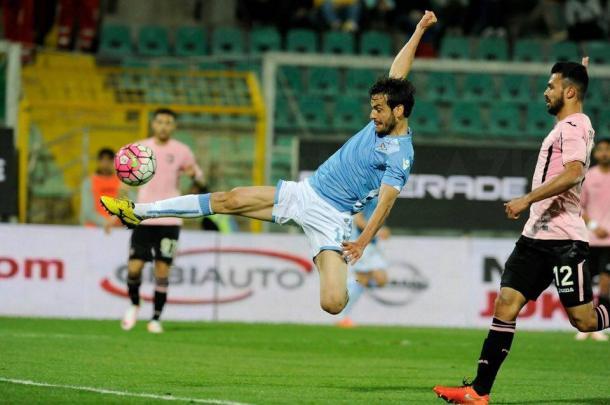 El Palermo siempre pone en dificultades al Lazio | Foto: Lazio
