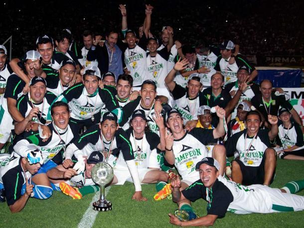 León campeón de Ascenso / Foto: León.mx