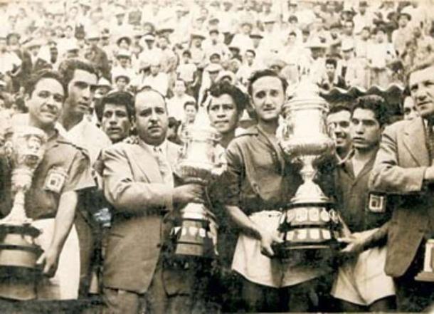 Época del Primer Campeonísimo / Foto: Dale León