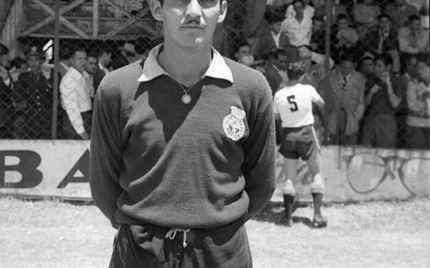 Antonio Carbajal en su época con León / Foto: El Sol de León