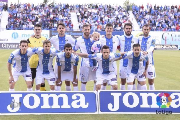 El Leganés, cerca de conseguir un histórico ascenso a la Liga BBVA. | Foto: LFP