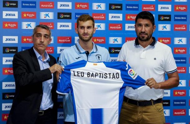 Leo Baptistato, mundodeportivo.com