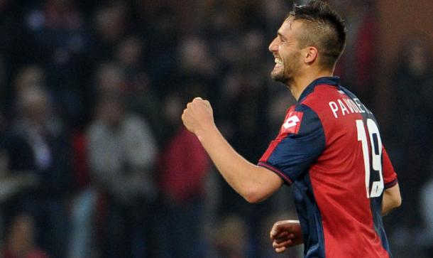 Pavoletti could be scoring goals in red and black next term | photo: forzaitalianfootball.com