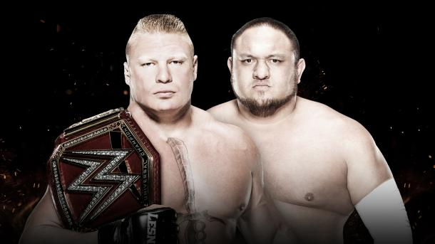 Will El Patron/Lashley top this match? Photo: WWE.com