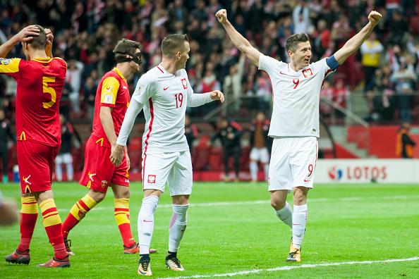 Lewandowski marcou 16 gols e foi o artilheiro isolado das Eliminatórias Europeias (Foto: Andrew Surma/NurPhoto via Getty Images)