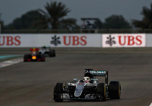 Hamilton siguió su intuición en Abu Dhabi l Fuente: Getty Images