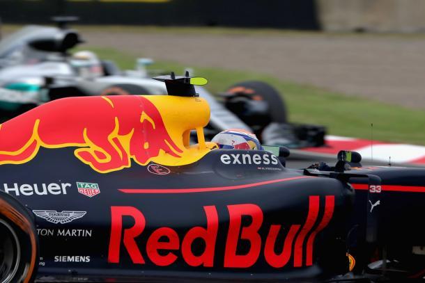 Max Verstappen obtenía la segunda posición   Fuente: Getty Images