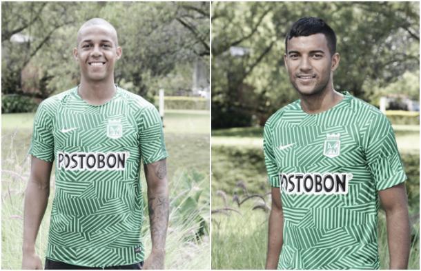 Jugadores actualmente en Nacional que pasaron por América | Fotomontaje: VAVEL