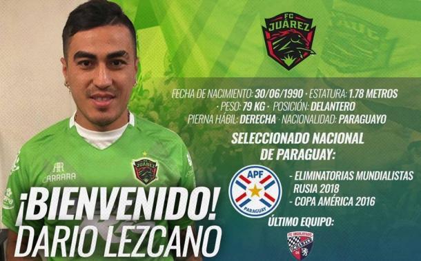 Foto: FC Juárez.