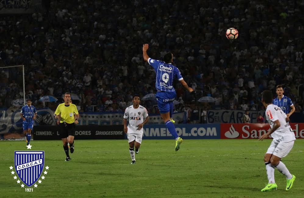 Debut con empate. Foto: prensa Godoy Cruz.