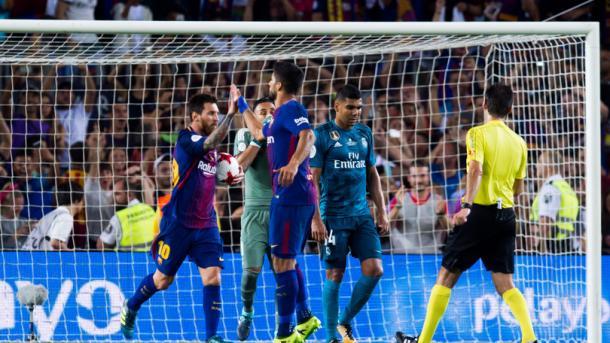 Barcellona e Real Madrid pronta a contendersi la Liga, corrieredellosport.it