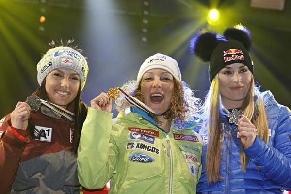 Il podio mondiale - Source: Alexis Boichard/Agence Zoom