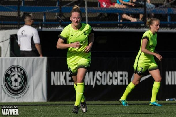 With one more goal, Kim Little will be the first NWSL player to reach 30 goals in NWSL play | Brandon Farris - VAVEL USA