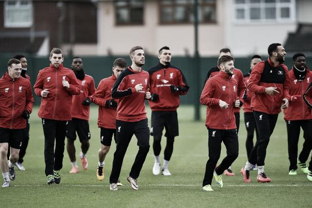 A total number of 12 Liverpool players will represent the reds at Euro 2016 (image:mirror.co.uk)