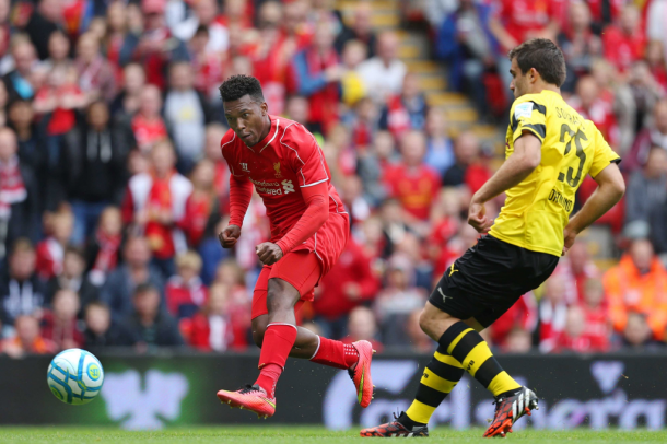 Liverpool 4-0 Borussia Dortmund, liverpoolecho.co.uk