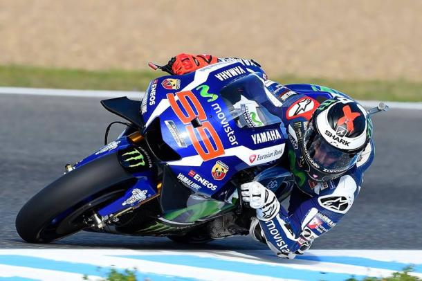 Disappointing race from Lorenzo | Photo: Yamaha Racing