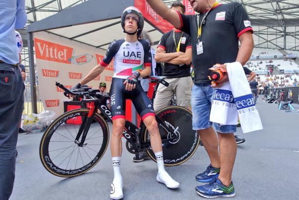 El sudafricano ha sido octavo en los dos últimos Tour de Francia   Foto: Twitter @LouisMeintjes