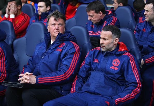 Carragher has criticised van Gaal   Photo: Ian Walton/Getty Images