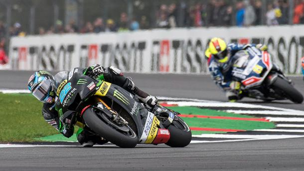 Alex Lowes made his MotoGP debut at Silverstone - www.alexlowes22.com