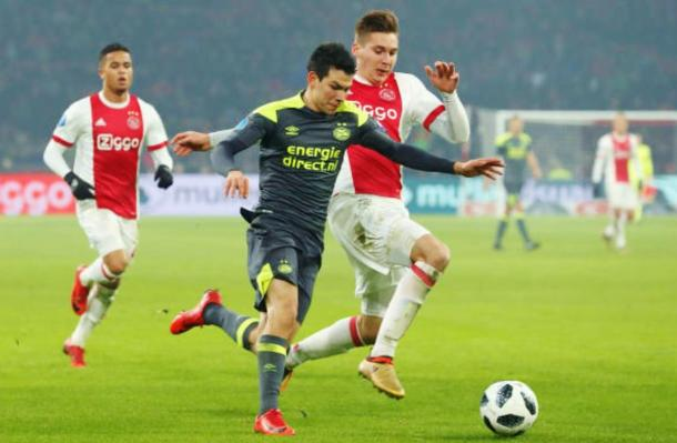 Ajax de Amsterdam vs PSV Eindhoven | Foto: Gettyimages