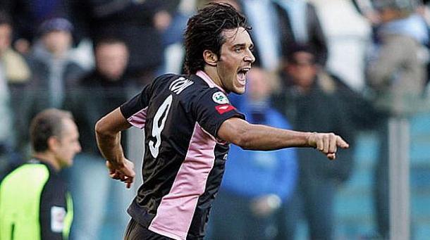 Luca Toni consiguió el título de Serie B con el Palermo | Foto: Depor.com