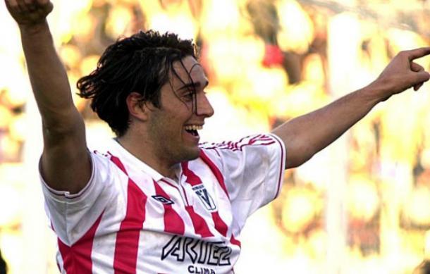 Toni, con la camiseta del Vicenza | Foto: Sphera Sports