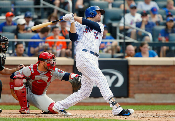 Duda's power will make him attractive to many teams in need of a home run threat/Photo: Jim McIsaac/Getty Images