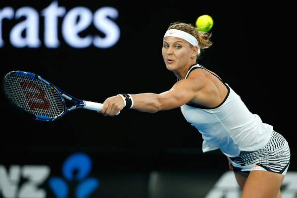 Lucie Safarova received a wildcard into the Taiwan Open | Photo: Darrian Traynor/Getty Images AsiaPac