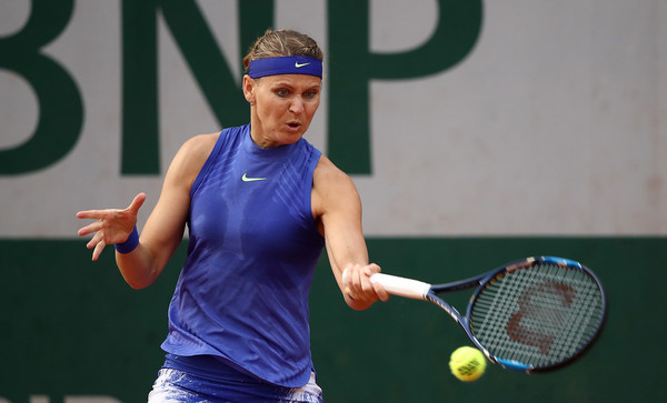 Lucie Safarova was on the receiving end of a huge upset in Paris, being defeated by Veronica Cepede Royg | Photo: Julian Finney/Getty Images Europe