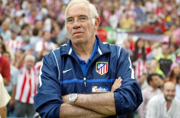 Luis Aragonés | Foto: www.atleticodemadrid.com
