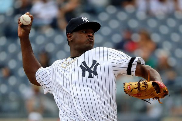 Severino stepped forward to lead the Yankees' rotation/Photo: Abbie Parr/Getty Images