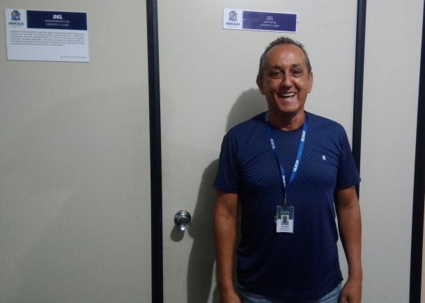 Luiz Carlos Bossa Nova, um dos maiores craques que o futebol sergipano já teve