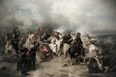 Muerte de Gustavo Adolfo