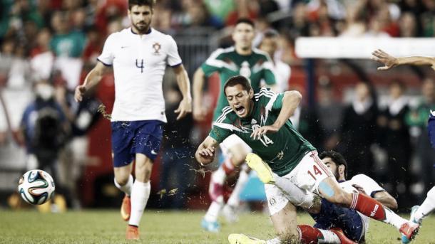 Portugal afina armas para enfrentar a México en Copa Confederaciones