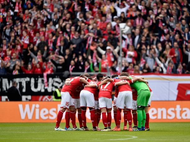 Mainz's battle for a European spot will go down to the final two games of the season. | Image source: