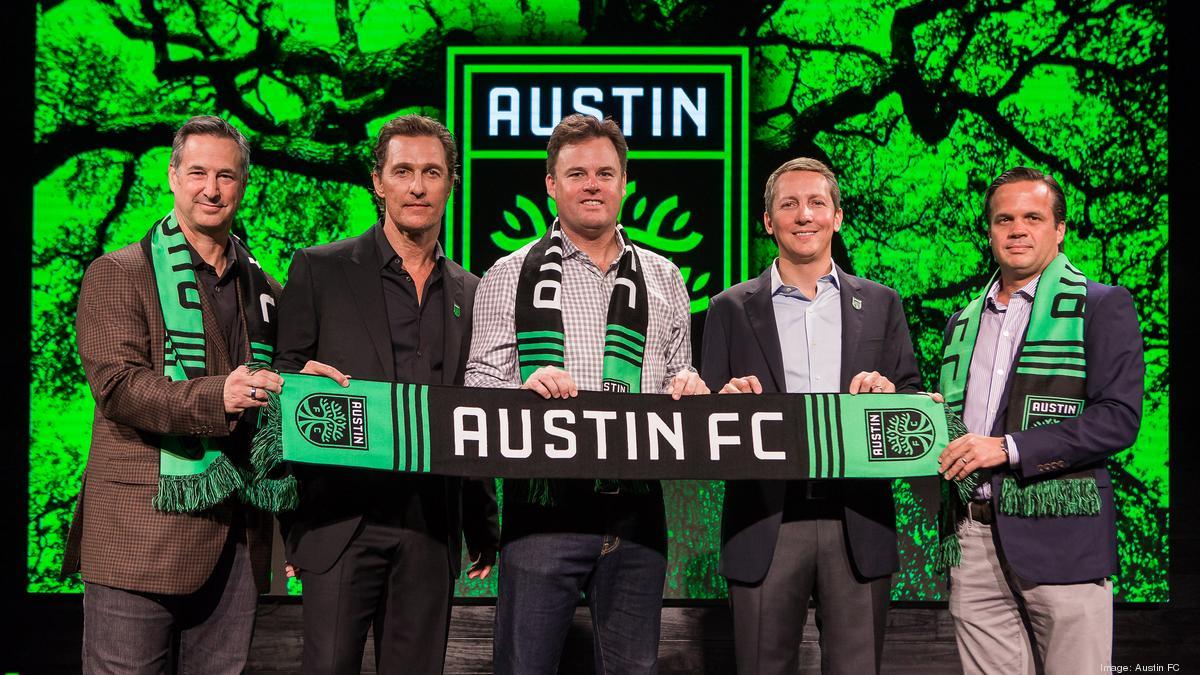 Presentación oficial de Austin FC (abc.com.py)