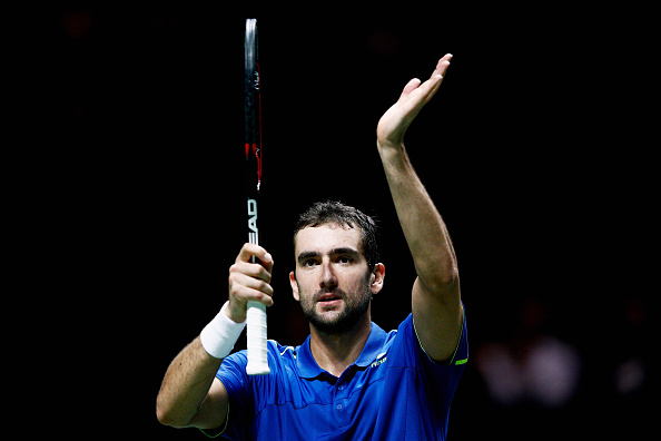 Second seed Cilic is back in action tomorrow (Photo: Getty Images - Dean Mouhtaropoulos)