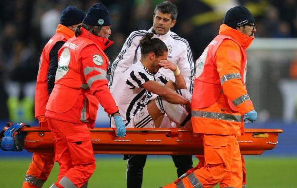 Martín Cáceres vivió un calvario con las lesiones |Foto: Juventus