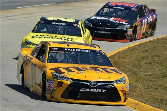 Drew Hallowell/NASCAR Via Getty Images