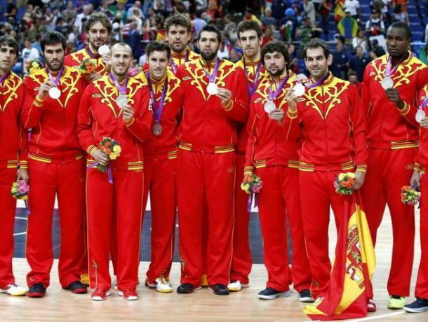 España gana la plata en Londres / EFE