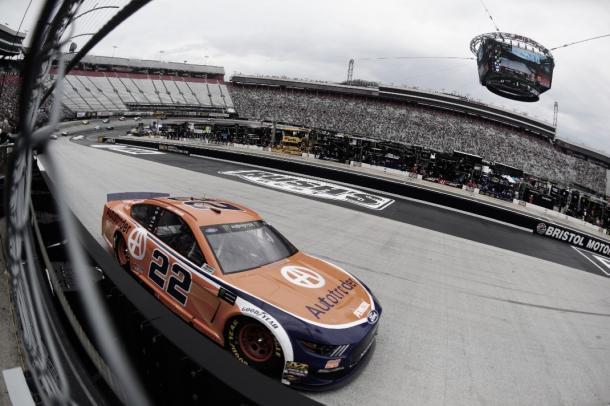 Foto: NASCAR on NBC Twitter